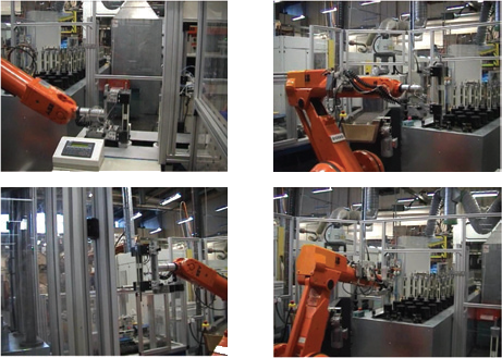 Production Line Automation